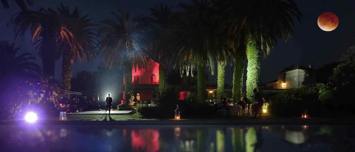 Faire la fête en Corse, mariage, événement. Domaine de Vignale