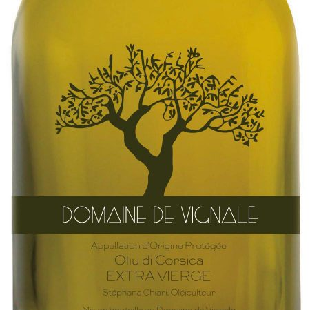 Huile d'Olive Corse. Domaine de Vignale