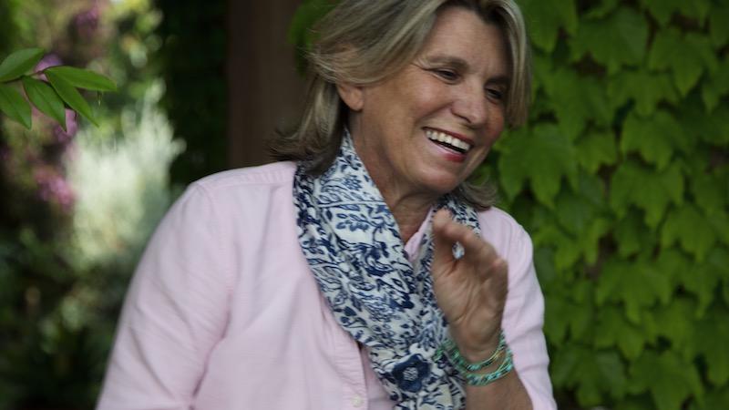 Patricia Chiari au Domaine de Vignale